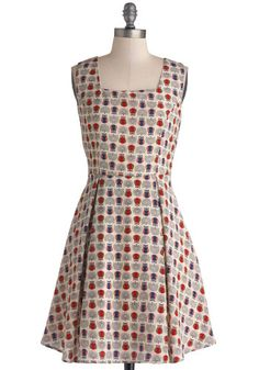 Owl about That! Dress, #ModCloth