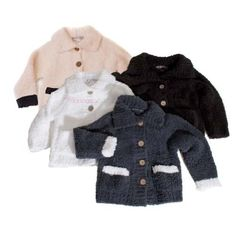 Barefoot Dreams Cozy Chic Toddler Cardigan