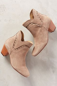 H by Hudson Rodin Booties #anthropologie #anthrofave