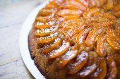 Perfect Peach Upside-Down Cake - Bigelow Tea