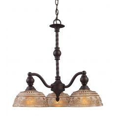 Landmark Lighting - 66196-3 - Norwich Chandelier $270.00 Lamps.com  #Inhabitatlamps