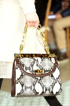 Details of Tory Burch Fall 2012 Collection