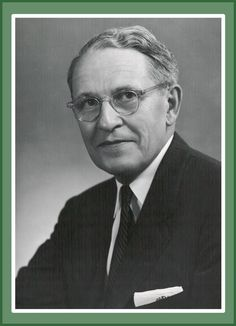 In 1946, Glenn G. Bartle becomes the founding Dean. His title was later changed to President of Harpur College in 1954.