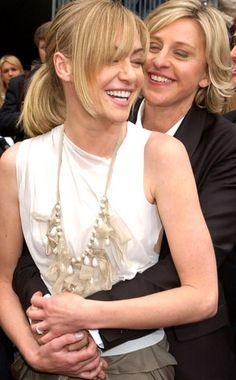 Ellen & Portia <3