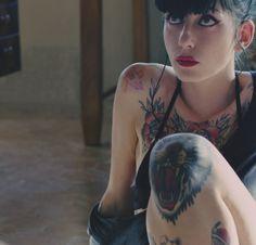 sexy tattoos inked tattoo ink body mod not my photo inked girls tattoo blog ink ladies