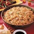 rice dish, rice recipes, sausages, gf rice, sauces, fri rice, breakfast, homes, fried rice