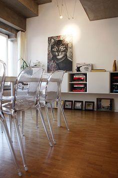 Thalya chair by Patrick Jouin | Bohemian taste