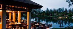 Tre Restaurant, Banyan Tree Phuket Double Pool Villa, Phuket, Thailand.