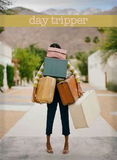 Summer Day Tripper's packing tips