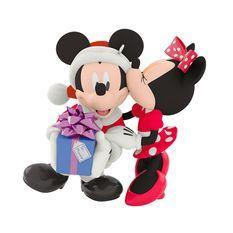 Minnie's Perfect Present - Christmas Ornaments - Hallmark