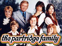 The Partridge Family blast, favorit, partridg famili, childhood memori, blushes, families, david cassidi, abc televis, 1970s tv shows