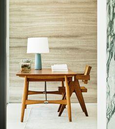 work, interior, han wegner, offices, mid centuri, desks, design blogs, space, hans wegner