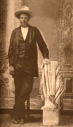 John Wesley Hardin..At 14 he stabbed a boy for taunting him. He went into hiding, was warned if found he would be killed..he did not run and fought killing 3 cops evaded the law.  He killed a stranger in a hotel room close to his for snoring. He went to prison  for 17 years for many skirmishes. He was shot in the back while playing dice..