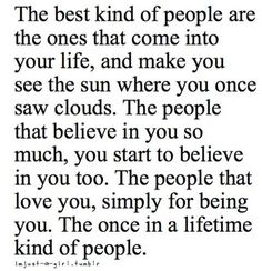 People like this don't come around very often, cherish them and keep them close #Quotes