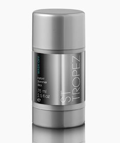 Sneaky shimmer...St. Tropez Instant Shimmer Stick