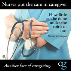 Nurses too--