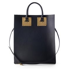 sophie hulme double plate tote