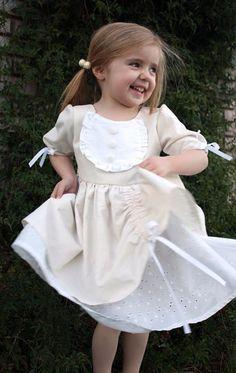 The Amelia Dress tutorial