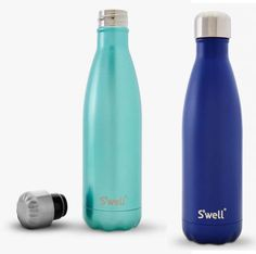 S'well: Maybe our new favorite water bottles. Amazing designs, and they keep hot drinks hot, too.