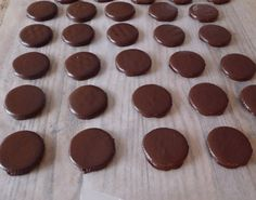 Easy...HOME MADE GS ThinMint Cookies Recipe Easy...(only 2 ingred.---Ritz Crackers &  MINT Chocolate wafers