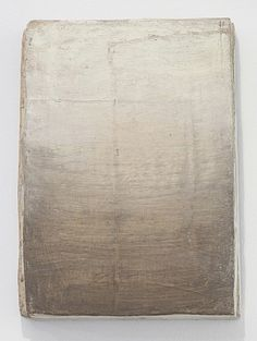 Lawrence Carroll, Ohne Titel - dust painting