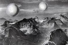"""Richard Buckminster """"Bucky"""" Fuller, Clouds Manufactured, 1968"""