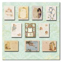 babi book, vintage, certif printabl, dear brighton, birth certif, baby books, prints, births, babi birth