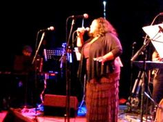 "Maysa Leak: ""Hypnotic Love"" - Littlefield Brooklyn, NY 7/14/10"