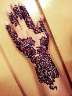 Henna Designs On Pinterest  Mehndi Henna And Mehndi Designs