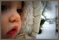 snow babi, pretti pic