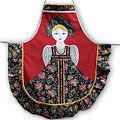 Russian style aprons