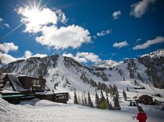 Alta Ski Resort, Summit Park, Utah