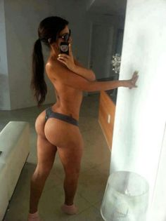 squats; my booty inspiration