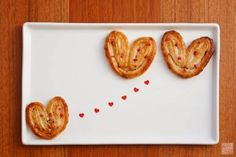 For the love of palmiers..
