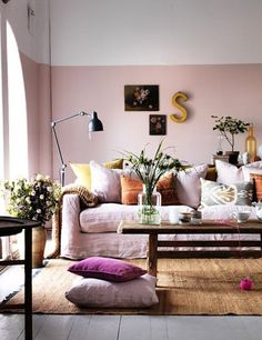 Girly yet eclectic l