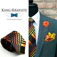 Necktie - Synclair Hughes WWW.KINGKRAVATE.COM