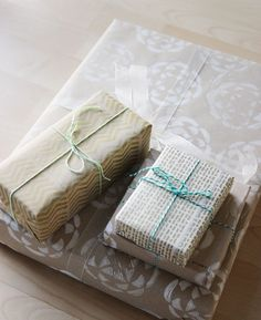 Stamped Wrapping Paper DIY | eBay