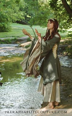 Medieval Irish Dress...