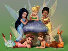 Disney Fairies <3