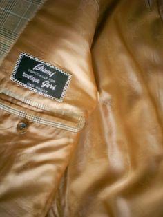Authentic Brioni silk  wool blazer jacket by yourfashionbox, $250.00