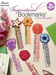 Plastic Canvas Book Downloads - Inspirational Bookmarks
