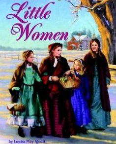 FREE e-Book: Little Women {by Louisa May Alcott}