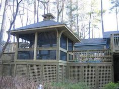 Deck Builder in St. Louis: Outdoor Spaces… A Trifecta | St. Louis Decks, Screened Porches, Pergolas, Gazebos and other outdoor spaces by Archadeck Outdoor Living