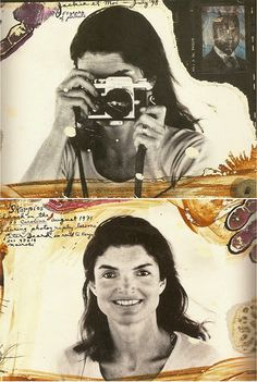 Jackie K.O. by Peter Beard