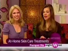 Artistry, the scientist talk about -  At-Home Skin Care Treatments