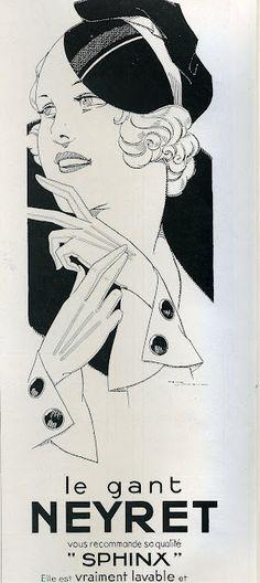 1934 ad: Neyret