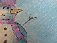 Snowman art winter art, butterflies, art idea, stickers, christmas, holidays, coloring, snowman art, winter activities