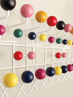 Eames® Hang-It-All Designed by Charles and Ray Eames