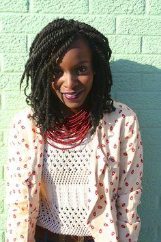 crochet braid, black hair twists, african hair, black hair braid styles, natural hair twists, natur hair, box braid, beauti, hairstyl crush