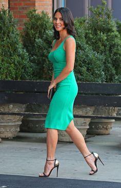 Olivia Munn. She's so beautiful! Jealous of her.